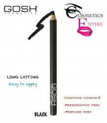 Gosh Kohl Eye Liner Black