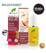 Dr Organic Pure Rose Otto Facial Serum