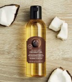 Coconut Oil Brilliantly Nourishing Pre-Shampoo Hair Oil