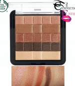 The Body Shop Shimmer Waves Bronze Palette