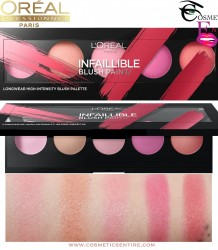 L'Oreal Paris Infallible Blush Paint Palette