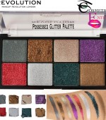 Revolution Beauty London Possessed Glitter Eyeshadow Palette