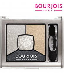 Bourjois Quad Smoky Stories Grey Eyeshadow Palette