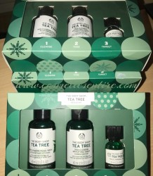 The Body Shop Tea Tree 123 Kit
